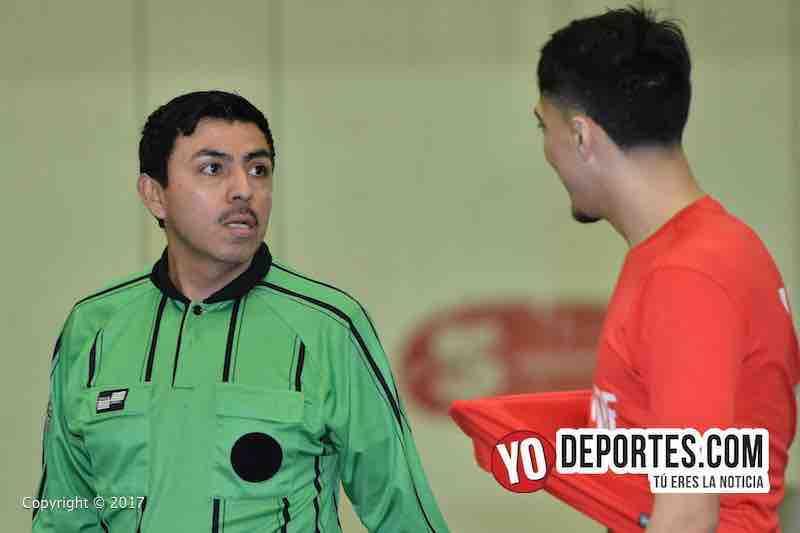 Arbitro Pedro Lopez-Southside-Deportivo 357-Liga San Francisco campeon de campeones