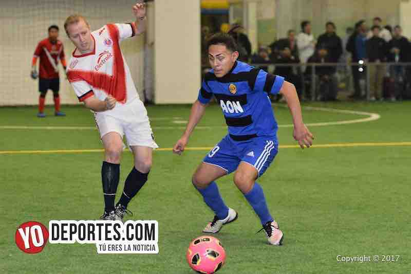 Baltazar Duran anoto cinco goles para Los Rudos contra Misantla