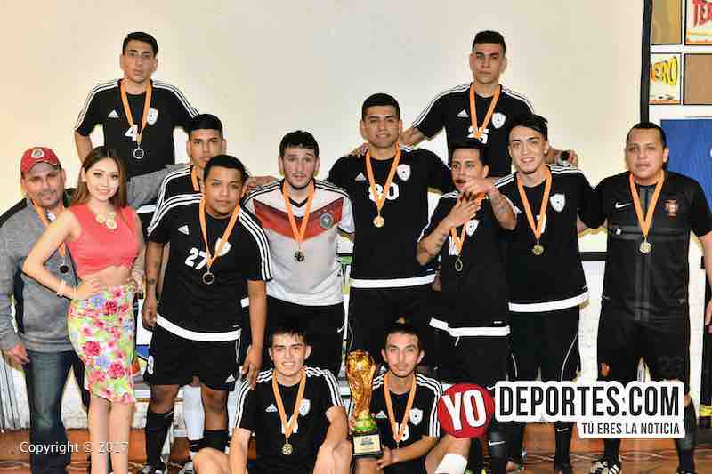 Campeones Deportivo DF-CD Vagos-Mundi Soccer League-