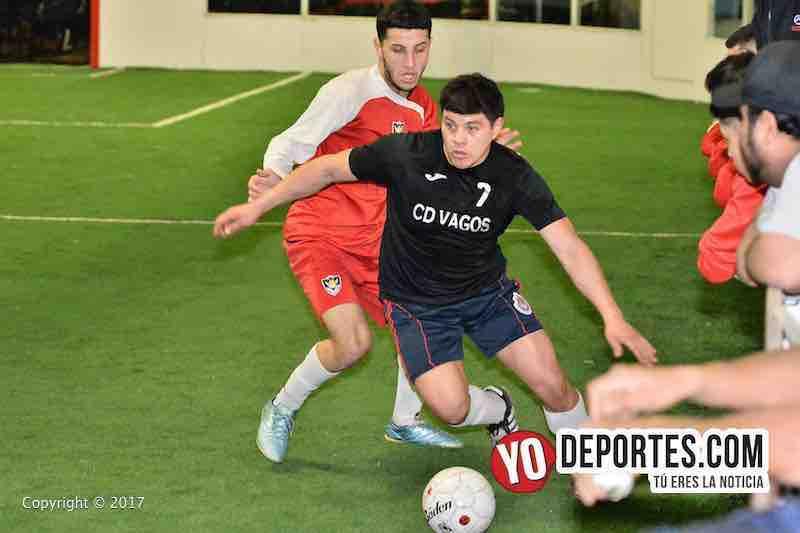 Semifinales listas en Mundi Soccer League