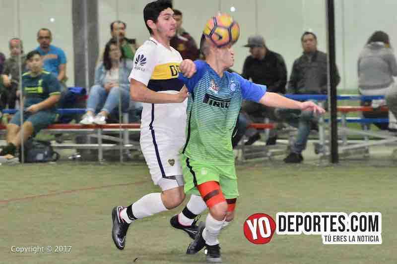 Champions League Ludovico y su Banda-Boca Jr-Liga Latinoamericana