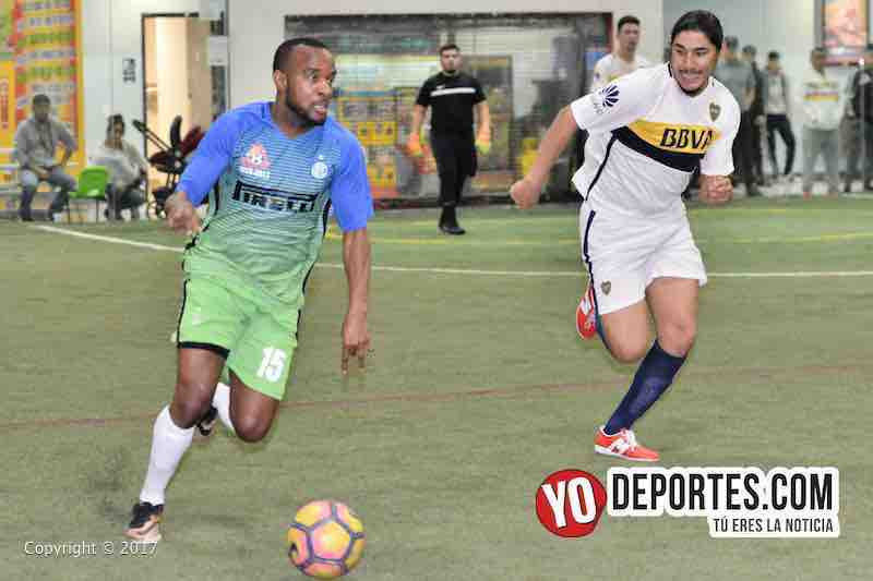Champions League-Ludovico y su Banda-Boca Jr-Liga Latinoamericana