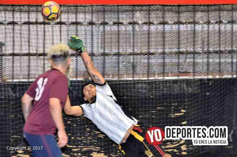Deportivo DF-Back of the Yards-Mundi Soccer League Chitown Futbol