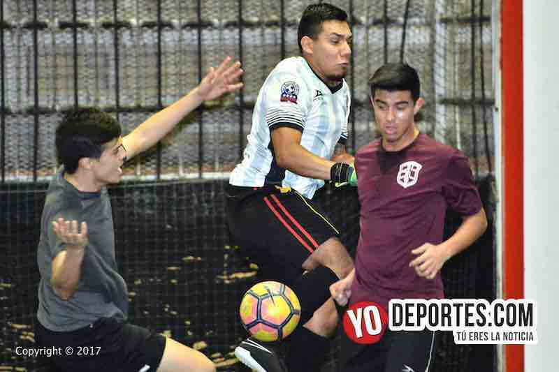 Deportivo DF-Back of the Yards-Mundi Soccer League Chitown semifinal