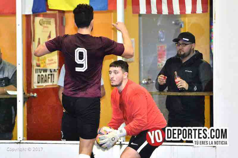 Deportivo DF-Back of the Yards-Mundi Soccer League semifinal Chitown Futbol