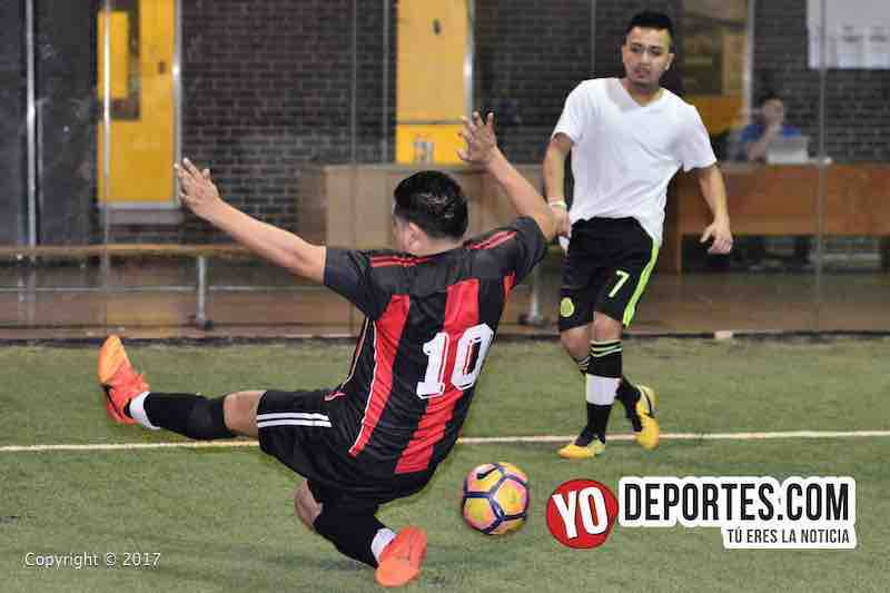 El Progreso-Club Nacional-United States Soccer League franklin park soccer place