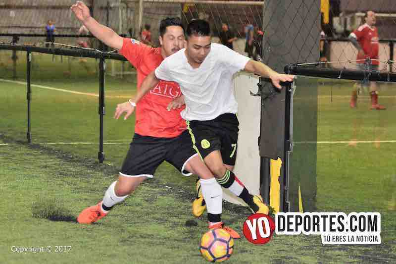 El Progreso-Club Nacional-United States Soccer League indoor soccer place