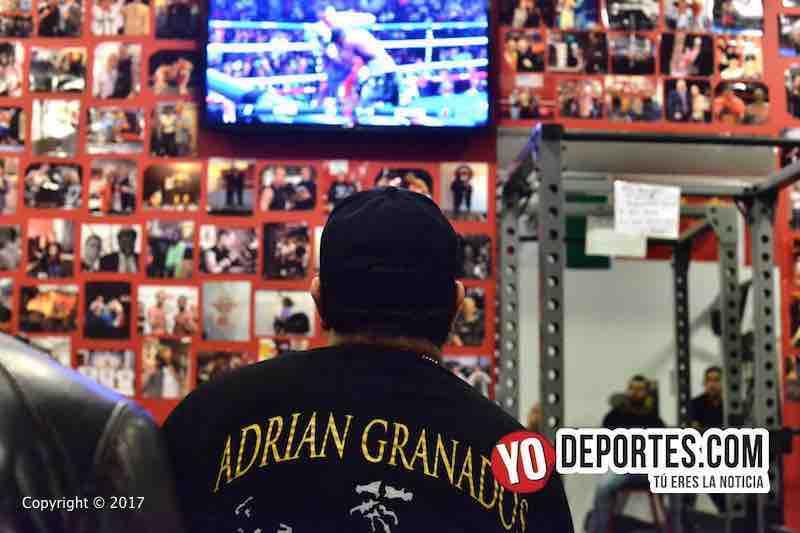En vivo la pelea Adrian Granados-Adrien Broner-Bridgeport Boxing Club