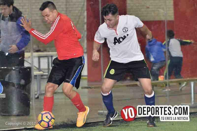 Franklin Park El Progreso-Club Nacional-United States Soccer League