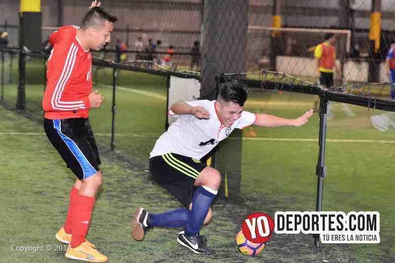 Franklin Park Soccer Place El Progreso-Club Nacional-United States Soccer League