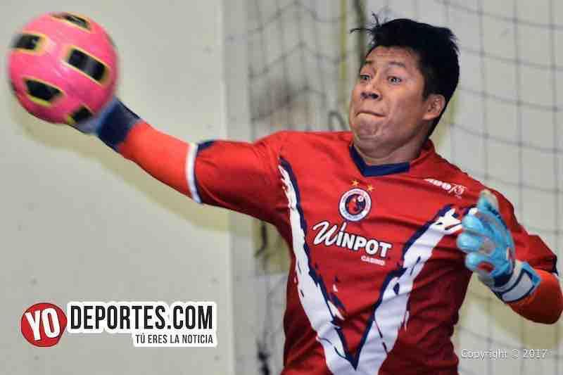 Los Rudos-Misantla-Liga san Francisco-Liga Douglas-Campeon de Campeones-portero
