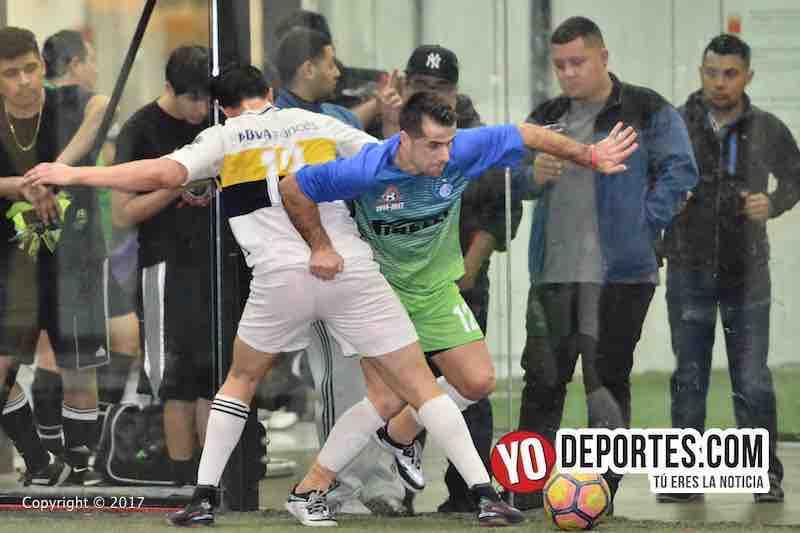 Ludovico y su Banda-Boca Jr-Liga Latinoamericana-Champions League