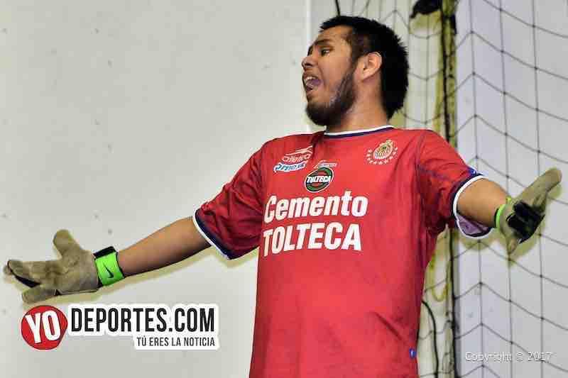 Portero Los Rudos-Misantla-Liga san Francisco-Liga Douglas-Campeon de Campeones