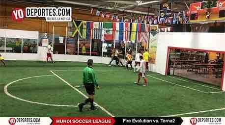 Resultados de Mundi Soccer League en Chitown Futbol