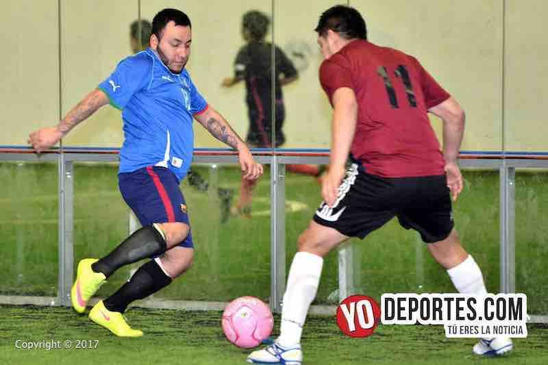 Southside-Deportivo 357-Liga San Francisco contra Liga Midway