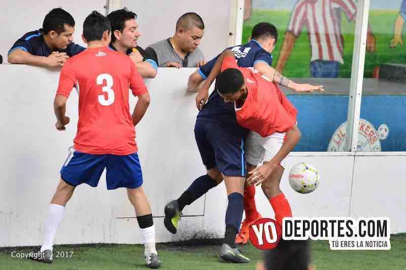 Tilza Morelos golea y gana el Clásico al CD Fenix en la Liga Interamericana