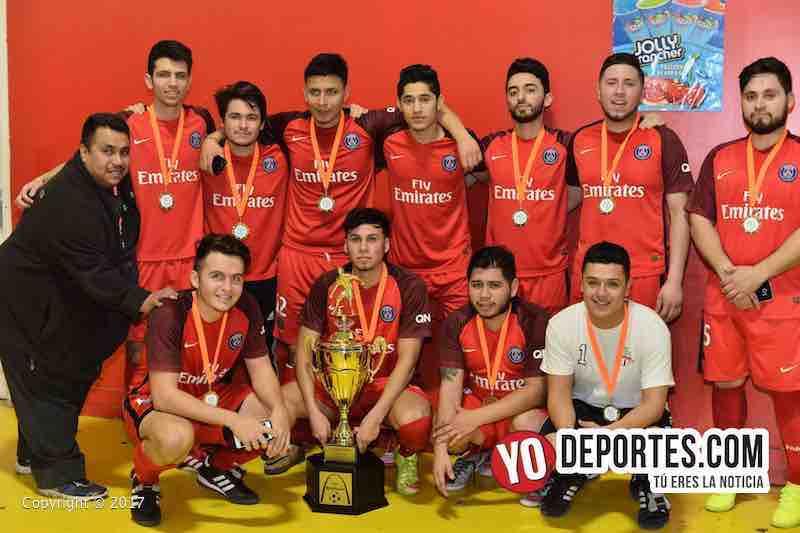 Xonacatla Jr campeones de la Liga de Matehuala
