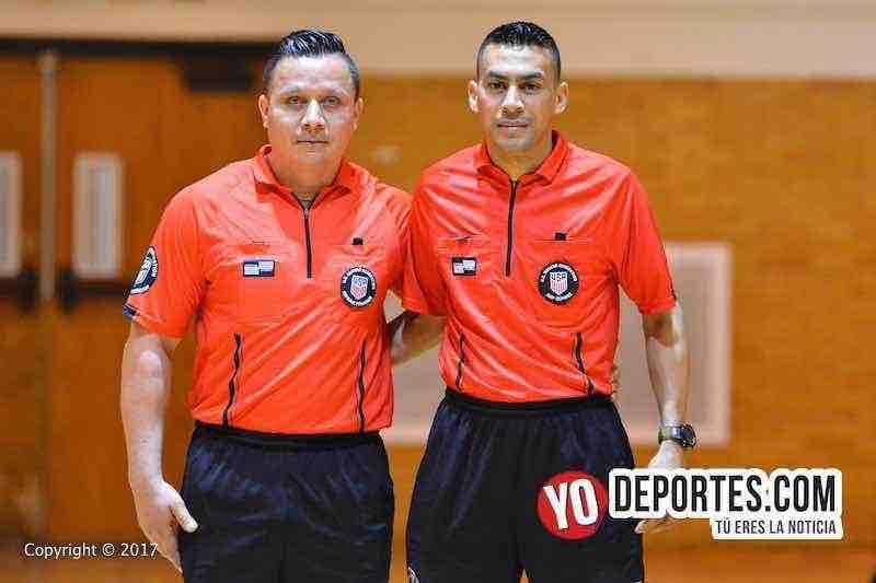 Arbitros Rommel Bourdet-Eswin Hernandez-Barrios Unidos-Emelec-Liga Club Deportivo Checa