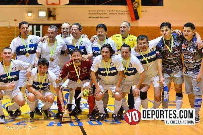Barcelona-Las Aguilas-Liga Club Deportivo Checa-finales sabado