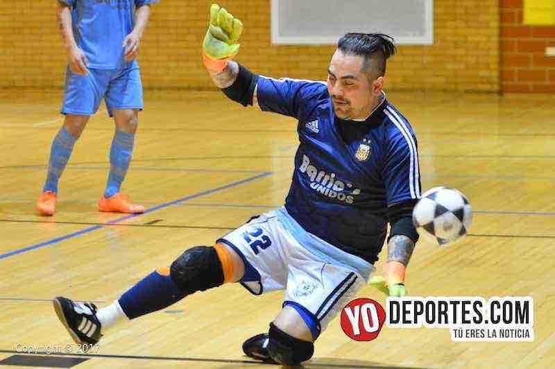 Barrios Unidos-Emelec-Liga Club Deportivo Checa-final portero