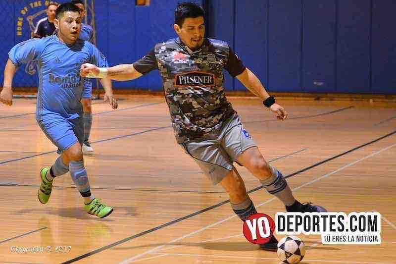 Barrios Unidos-Emelec-Liga Club Deportivo Checa-final sabado