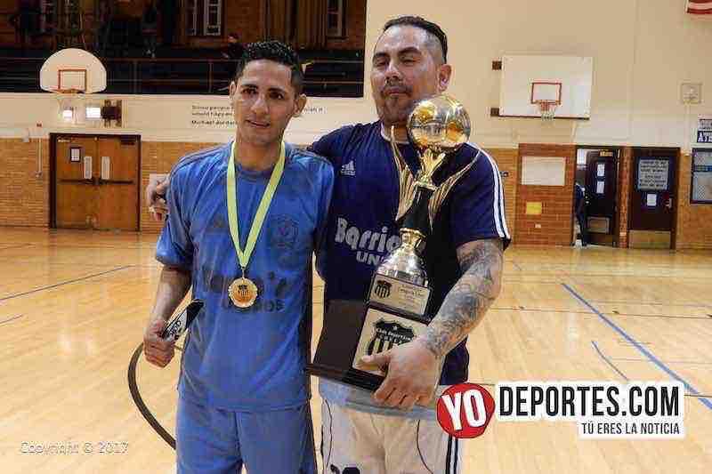 Barrios Unidos campeon Liga Checa