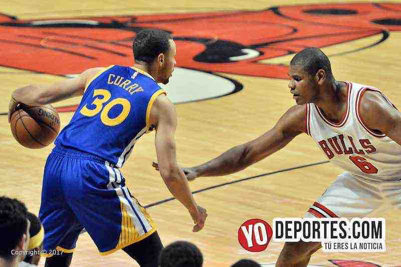 Bobby Portis y los Bulls frenan a los Warriors de Golden State