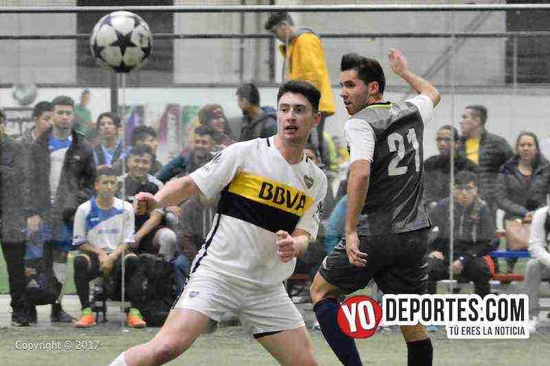 Boca Jr-La Barona-Champions-Liga latinoamericana