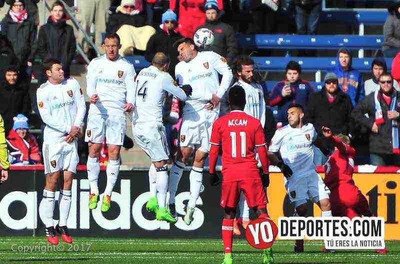 Chicago Fire-Real Salt Lake-Opening Day-Toyota Park-
