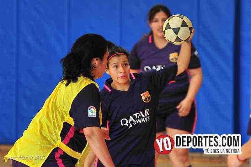 Futbol femenil-Barcelona-FC Barza-Liga Club Deportivo Checa