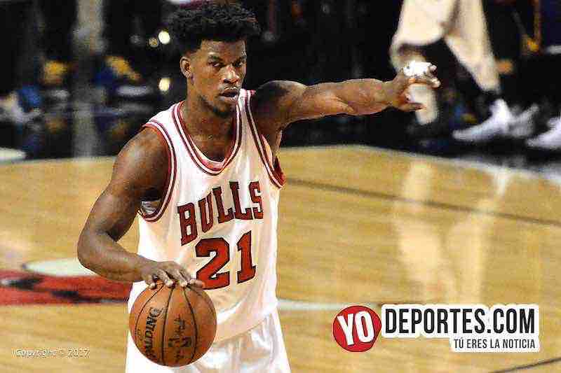 Jimmy Butler-Chicago Bulls-Golden State Warriors