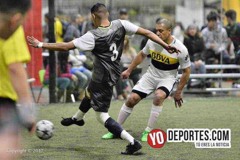 La Barona-Boca Jr. Champions-Liga latinoamericana