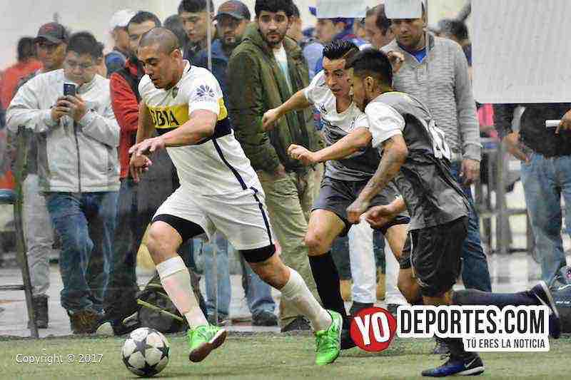 La Barona deja fuera al Boca Jr-Champions-Liga latinoamericana
