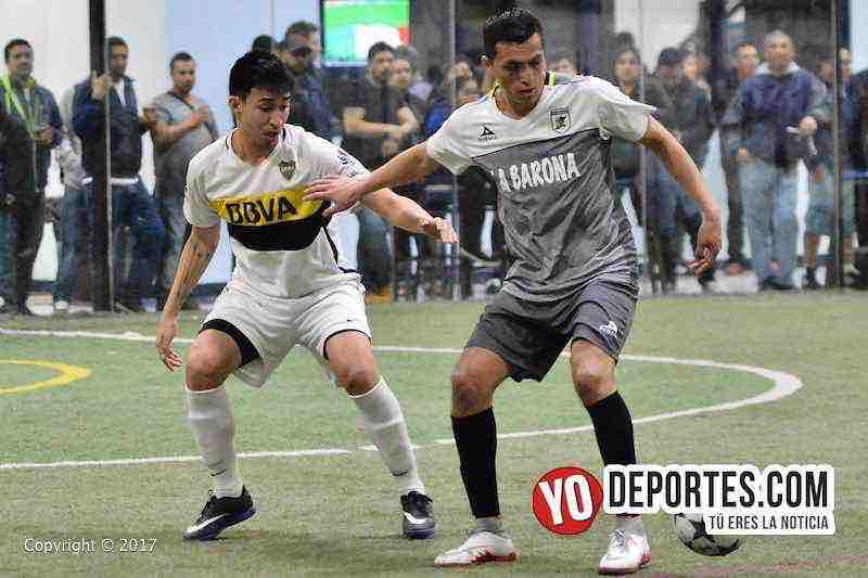 La Barona elimina al Boca Jr-Champions-Liga latinoamericana