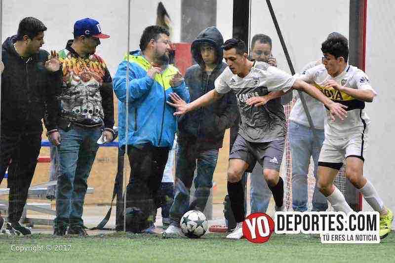 La Barona vs Boca Jr-Champions-Liga latinoamericana