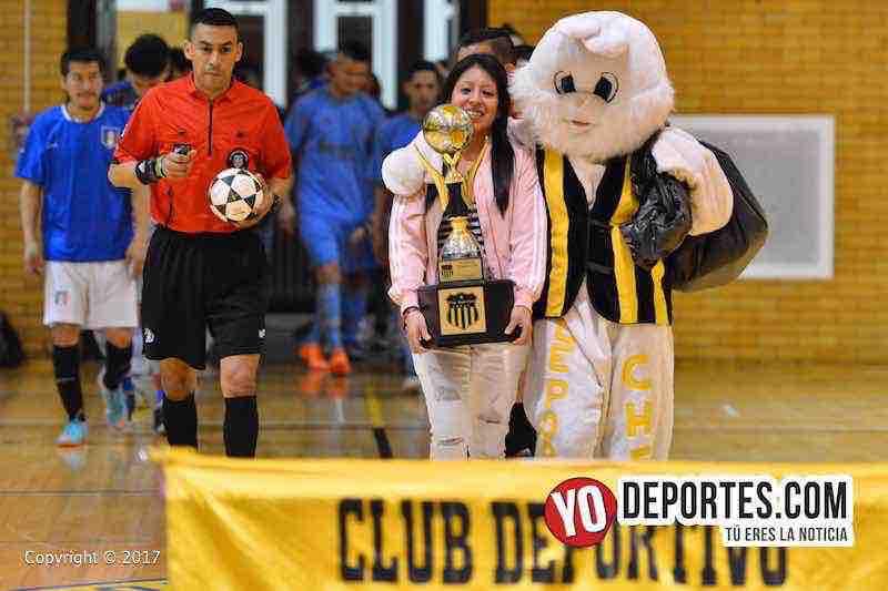 Liga Club Deportivo Checa-finales sabado