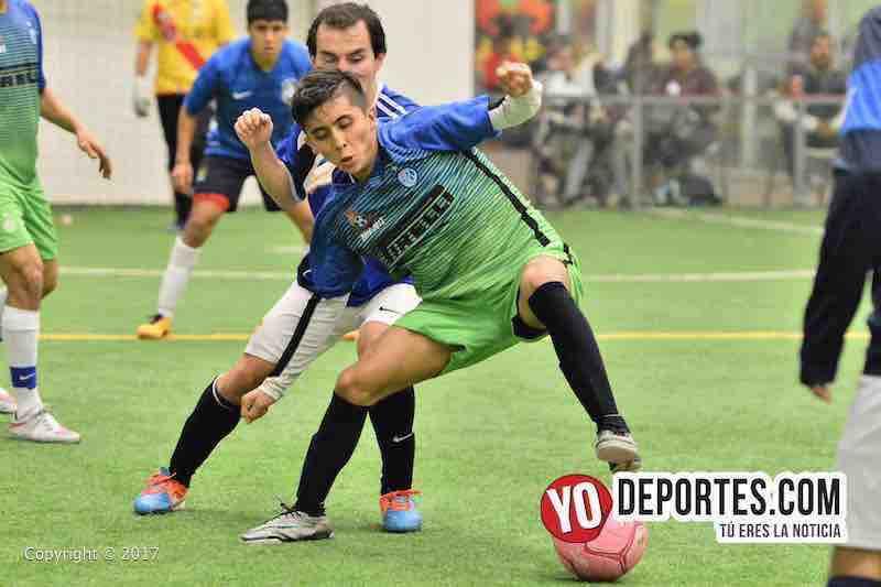 Ludoviko y su Banda vs Southside-campeones-Liga San Francisco