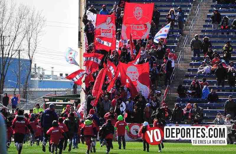 Porra sector Latino Chicago Fire-Real Salt Lake