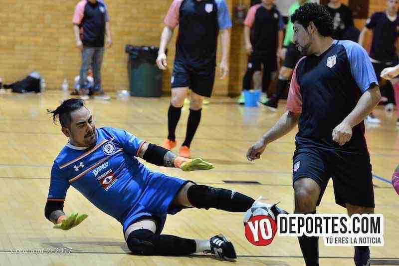 Portero-Barza-Barrios Unidos-Liga Club Deportivo Checa