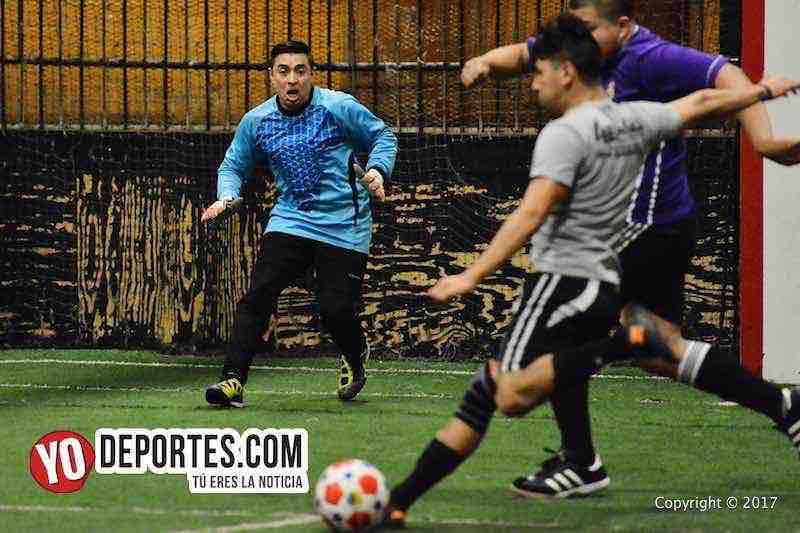 Portero La Bamba-Deportivo Acambaro-Semifinal Jueves Chitown Futbol
