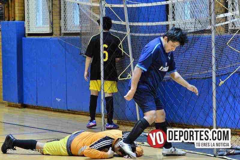 Liga de Cuenca arrebata final a La Católica en Club Deportivo Checa