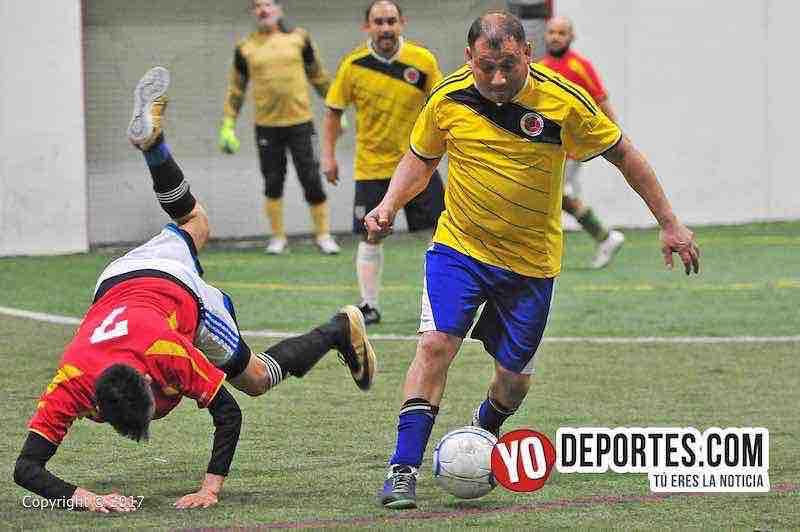 Santos San Luis-Deportivo Leon-Liga Latinoamericana-chicago indoor soccer