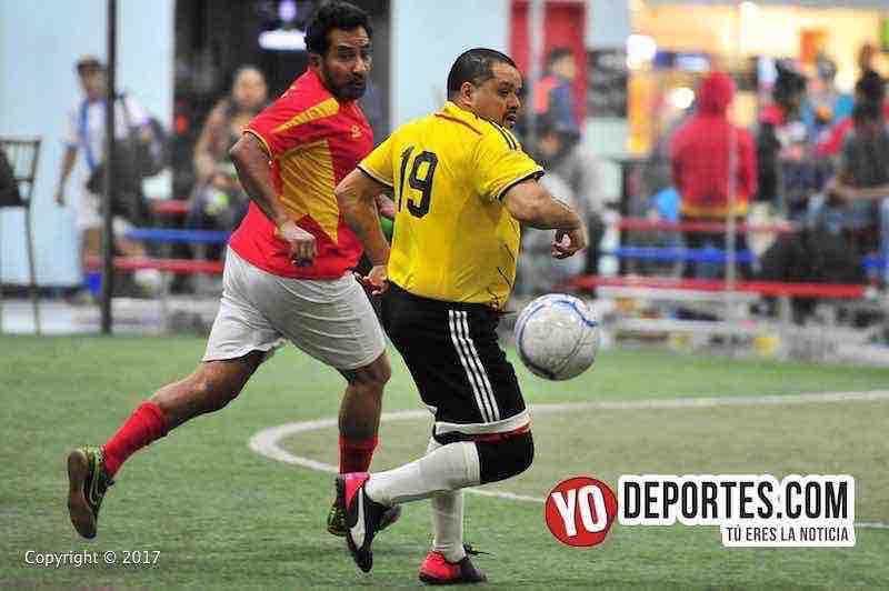 Santos San Luis-Deportivo Leon-Liga Latinoamericana division veteranos