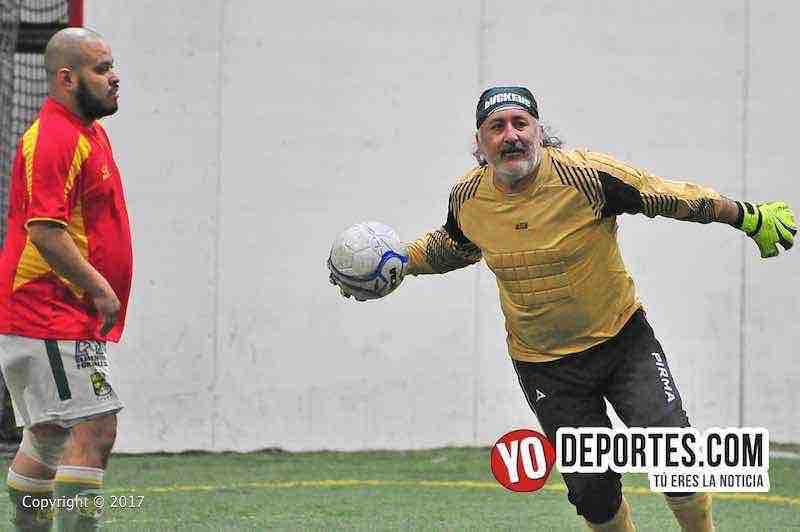 Santos San Luis-Deportivo Leon-Liga Latinoamericana futbol indoor soccer