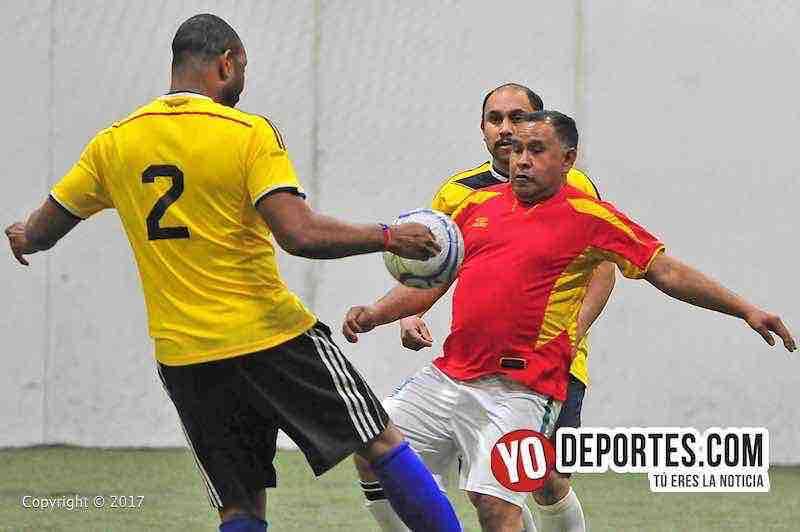 Santos San Luis-Deportivo Leon-Liga Latinoamericana-veteranos