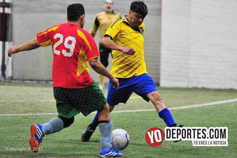 Santos San Luis-derrota-Deportivo Leon-Liga Latinoamericana veteranos