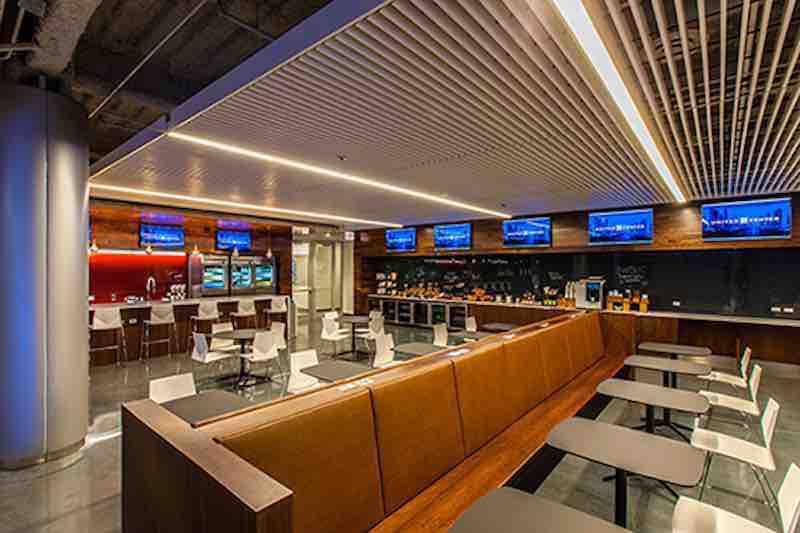 United Center-Atrium-Atrio-Bulls