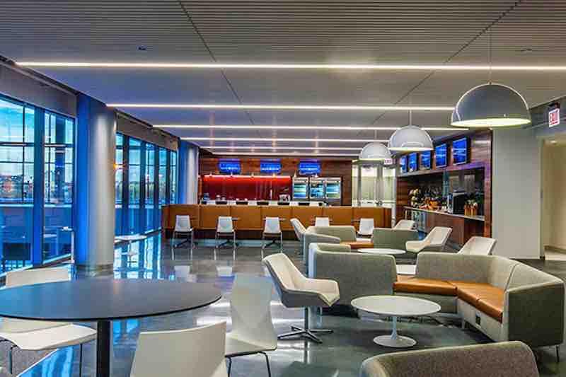 United Center-Atrium-Atrio