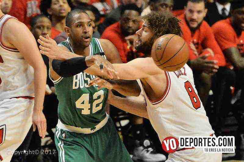 Al Horford-Chicago Bulls-Boston-Celtics-NBA-playoffs