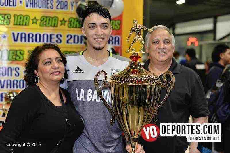 Alejandro Alvarez-La Barona-Ludovico y su Banda-Final Champions-Liga Latinoamericana